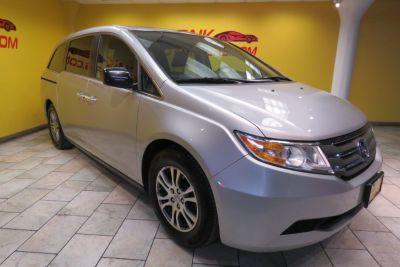 2012 Honda Odyssey EX-L (Alabaster Silver Metallic)