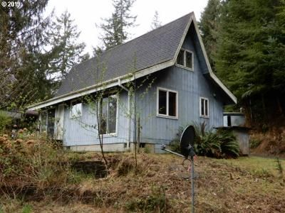 1 Bed 1 Bath Foreclosure Property in Westlake, OR 97493 - Ada Station Rd