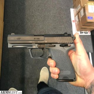 For Sale: H&K USP Gray