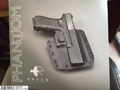For Sale: Phantom Raven Glock 17/22/31 RH Holster