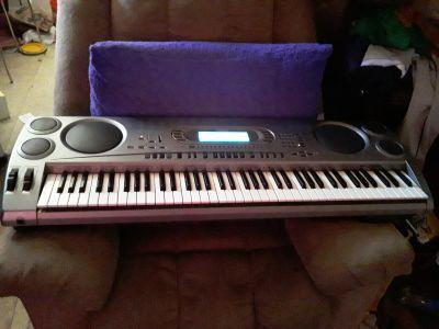 Casio keyboard 76 key they both work