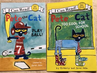 My First I Can Read Series - Pete the Cat