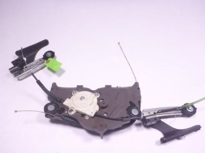 Purchase 09 Kawasaki Concours ZG1400 Windshield Wind Screen Mount Actuator Motor motorcycle in Odessa, Florida, United States, for US $299.00