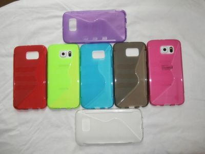 GALAXY S6 SOFT SHELL CASES