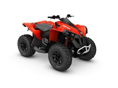 2017 Can-Am Renegade 570 Sport ATVs Oakdale, NY