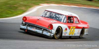 1955 Ford Fairlane Nascar Race Car