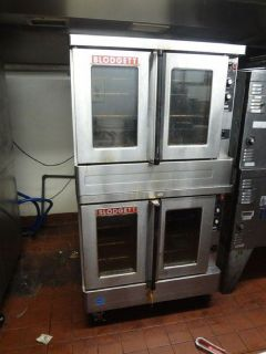 Blodgett Double Convection Oven RTR# 9041692-01