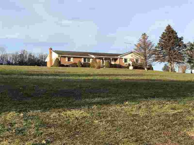 1469 Middle River Rd Staunton, Brick ranch on 3 acres.