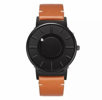 Brand new read-by-touch watch quartz movement magnetic ball bearings water resistant local pickup or shipping