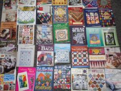 $200 Quilt Book Library