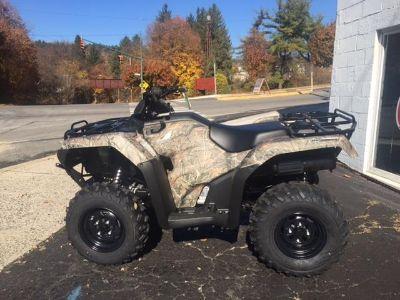 2016 Honda FourTrax Rancher 4x4 DCT IRS EPS Camo (TRX420FA6) ATV Utility ATVs Palmerton, PA