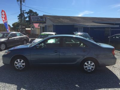 2003 Toyota Camry LE (Blue,Light)
