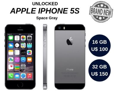 New in box iPhone 5s