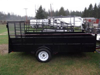 2015 Mirage Trailers MULS612SA UTILITY Utility Trailers Sandpoint, ID
