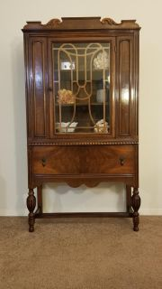 1930's/40's china cabinet