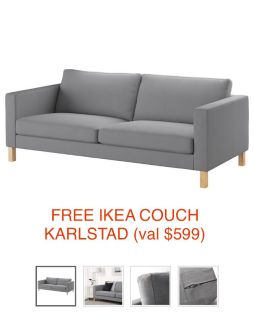 Fine Ikea Karlstad For Sale Classifieds Claz Org Gmtry Best Dining Table And Chair Ideas Images Gmtryco