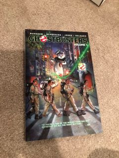 Ghostbusters volume 1 comic