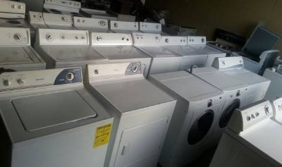 Largest selection of Washers Dryers stoves freezers