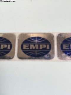 NOS Empi stickers