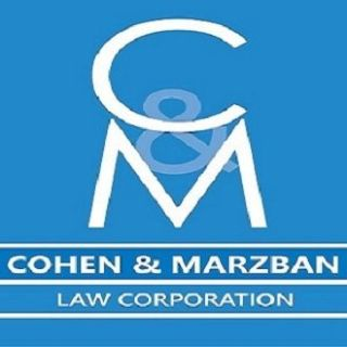 Cohen and Marzban Law Corporation