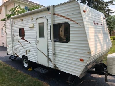2012 Sunset Park & Rv Inc. SUNLITE 19 BH