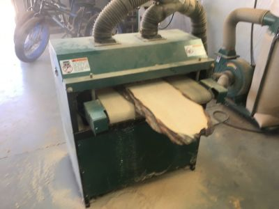 Grizzly 24 inch double Drum sander