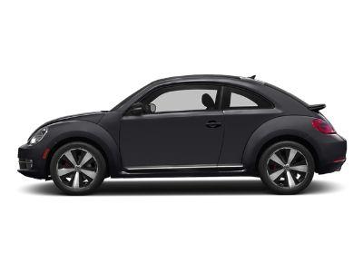 2014 Volkswagen Beetle 1.8T PZEV (Black)