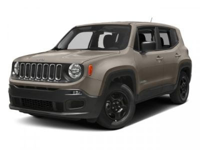 2018 Jeep Renegade Upland Edition (Alpine White)