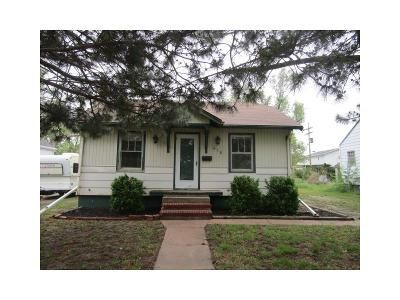 1 Bed 1 Bath Foreclosure Property in Lyons, KS 67554 - East Ave S