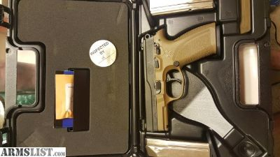 For Sale: Fnp 9 fde