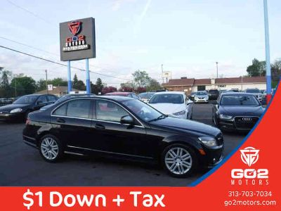 Used 2009 Mercedes-Benz C-Class for sale