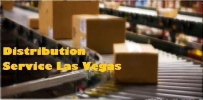 Logistics and Distribution Warehouse Las Vegas