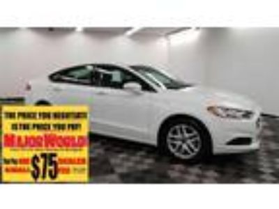 $16995.00 2016 Ford Fusion with 18815 miles!