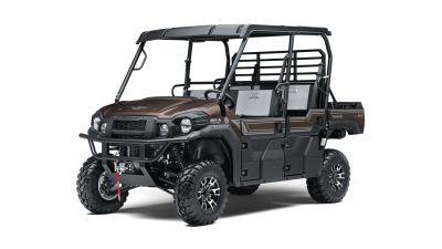 2020 Kawasaki Mule PRO-FXT Ranch Edition Utility SxS Hillsboro, WI