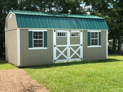 10X20 Painted Smart Barn, $250 DOWN, Delivery + Setup Included