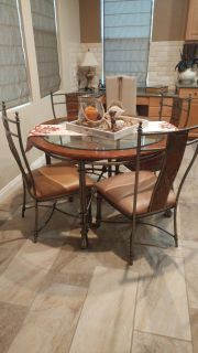 Kitchen tables w/ 4 chairs