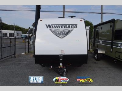 2019 Winnebago Industries Towables Micro Minnie 2108DS