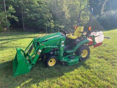 2017 Other Equipment John Deere 1025R