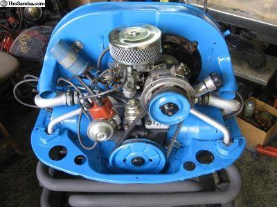 VW 1600 rebuilt turnkey