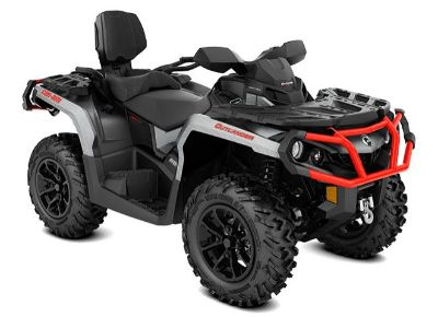 2018 Can-Am Outlander MAX XT 1000R Utility ATVs Grantville, PA