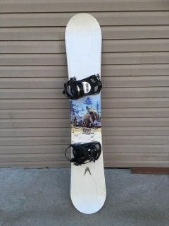 2 Snowboards. Ride Timeless and K2