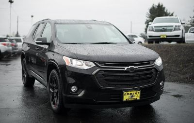 2019 Chevrolet Traverse (Black Metallic)