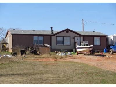3 Bed 2 Bath Foreclosure Property in Tuttle, OK 73089 - County Road 1243