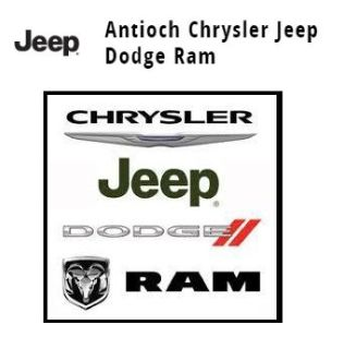 Antioch Chrysler Jeep Dodge