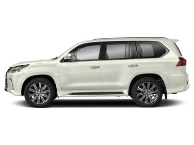2019 Lexus LX 570 (Eminent White Pearl)