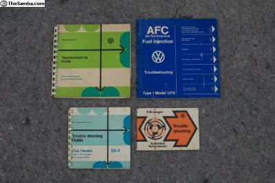VW Trouble Shooting Guides