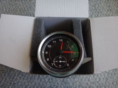 Purchase PORSCHE 2010 - 16 PANAMERA TURBO GTS DASH CLOCK WATCH OEM PART 97064131504DAP motorcycle in Malibu, California, United States, for US $275.00