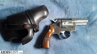 For Sale: Ruger speed six .357