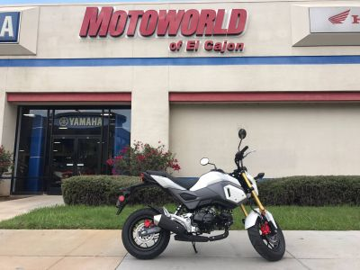 2018 Honda Grom Sport Motorcycles EL Cajon, CA
