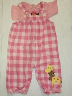 3-6 month light weight outfit